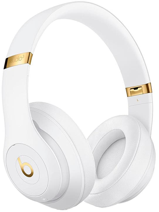 Studio 3 - Bianco Cuffie Over-Ear Beats By Dr. Dre 785300135000 N. figura 1