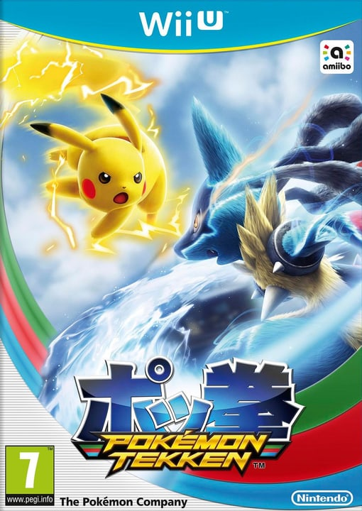 Wii U - Pokémon Tekken Fisico (Box) 785300121019 N. figura 1