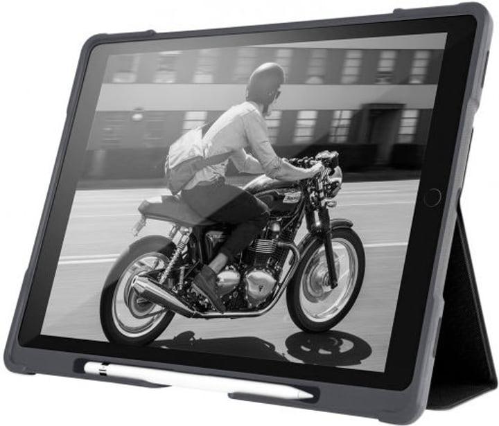 "Dux Plus - Case für iPad Pro 12.9"" - Schwarz/Transparent STM 785300132886 Bild Nr. 1"