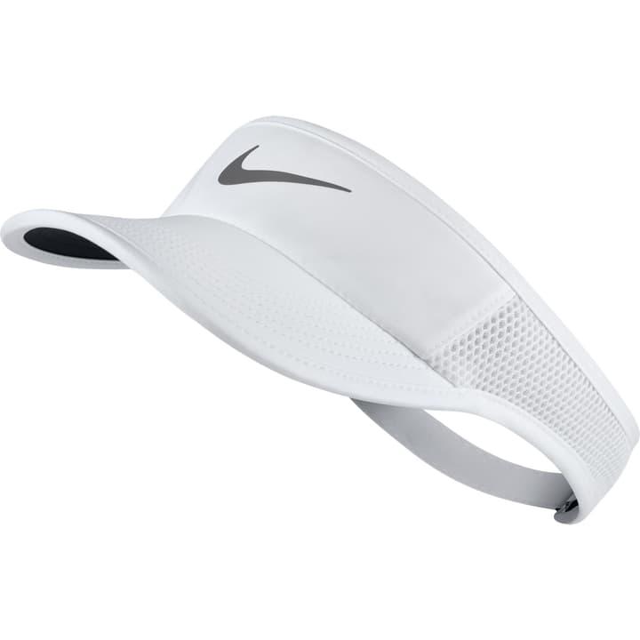 Court Aerobill Tennis Visor Visière Nike 473221099910 Couleur blanc Taille one size Photo no. 1