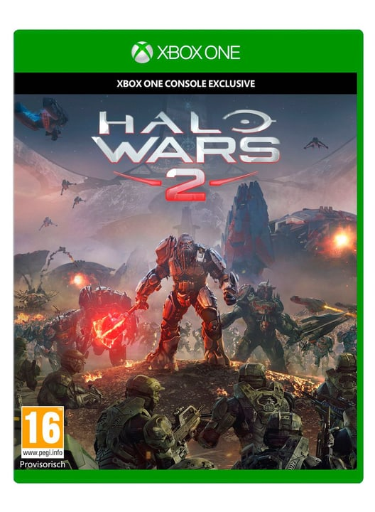 Xbox One - Halo Wars 2 Physique (Box) Microsoft 785300121598 Photo no. 1
