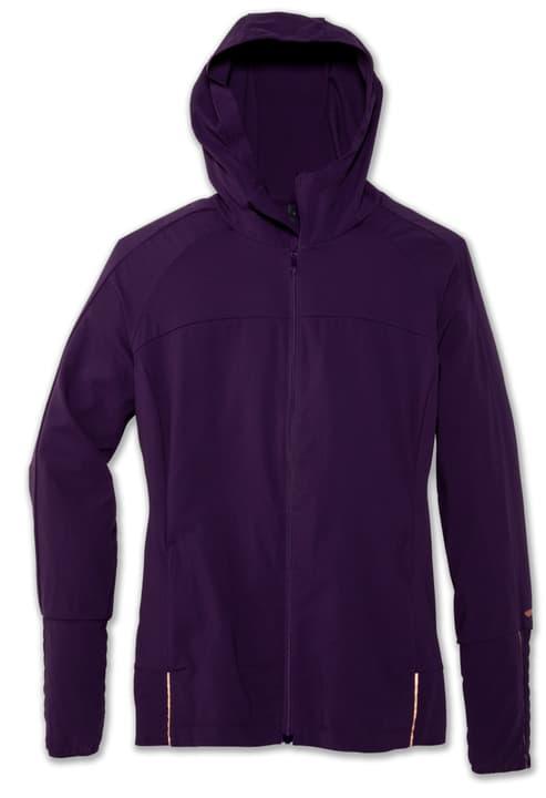 Canopy Jacket Damen-Jacke Brooks 470191000345 Farbe violett Grösse S Bild-Nr. 1
