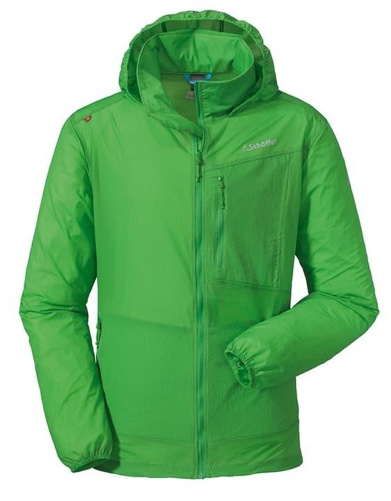 Windbreaker Jacket Herren-Trekkingjacke Schöffel 461085405619 Farbe gras Grösse 56 Bild-Nr. 1