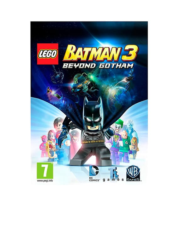 PC - LEGO Batman 3: Beyond Gotham Season Pass Download (ESD) 785300133421 Bild Nr. 1