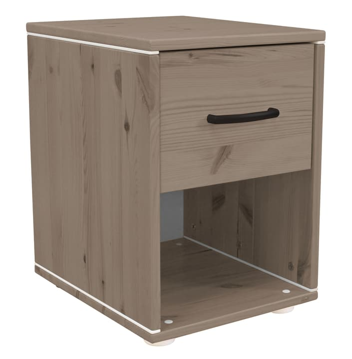 CLASSIC Commode Flexa 404963200000 Dimensions L: 36.0 cm x P: 43.5 cm x H: 51.7 cm Couleur Terre Photo no. 1