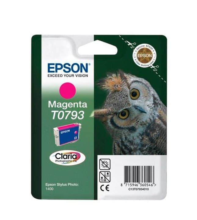 T0793 Claria  magenta Tintenpatrone Epson 785300124957 Bild Nr. 1