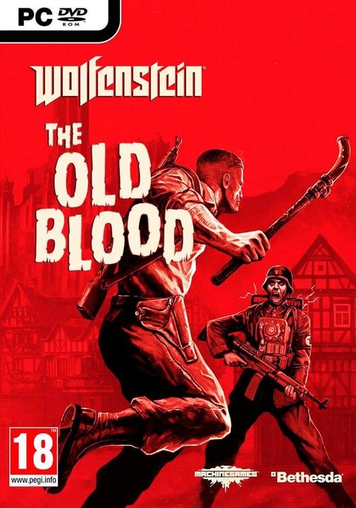 PC - Wolfenstein: The Old Blood Physique (Box) 785300119759 Photo no. 1
