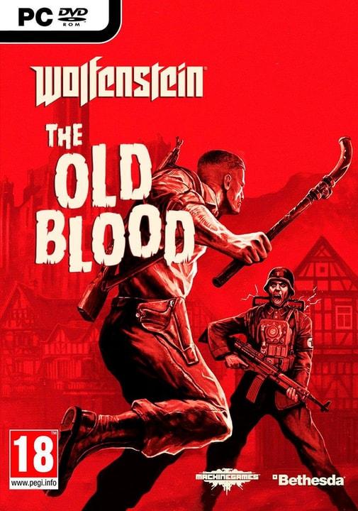 PC - Wolfenstein: The Old Blood Physisch (Box) 785300119759 Bild Nr. 1