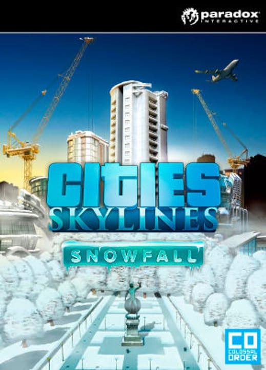 PC/Mac - Cities: Skylines - Snowfall Download (ESD) 785300134138 Photo no. 1