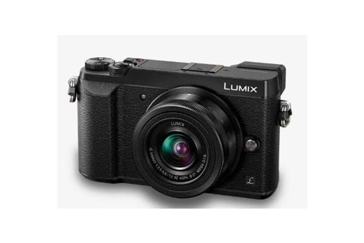 Lumix GX80 12-32mm Appareil photo système noir Panasonic 785300126056 Photo no. 1