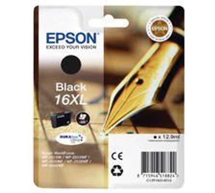 16 XL noir Cartouche d'encre Epson 796080800000 Photo no. 1