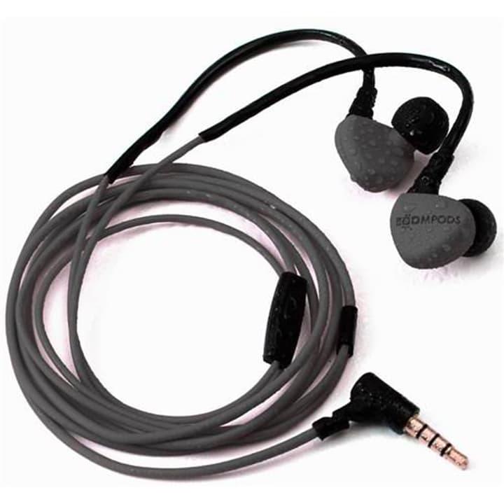 Sportbuds noir Casque In-Ear Boompods 785300147713 Photo no. 1