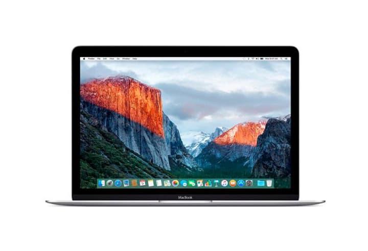 "MacBook 1.1GHz 12"" 256GB M3 silver Apple 798134700000 Bild Nr. 1"