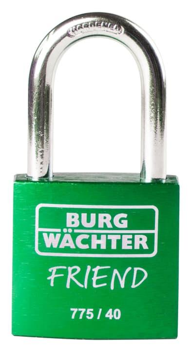Cadenas à cylindre 775 40 35 GREEN SB Burg-Wächter 614168700000 Photo no. 1