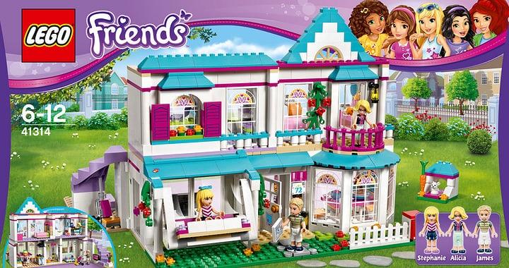 Lego Friends La maison de Stéphanie 41314 748851400000 Photo no. 1