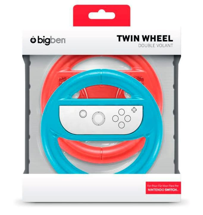 Nintendo Switch Wheel Duo Pack Volant Bigben 785300128836 Photo no. 1