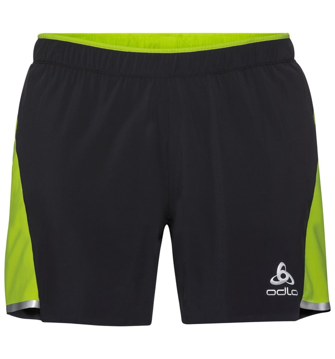 ZEROWEIGHT Ceramicool 2-in-1 Shorts Short 2 in 1 pour homme Odlo 470157500420 Couleur noir Taille M Photo no. 1