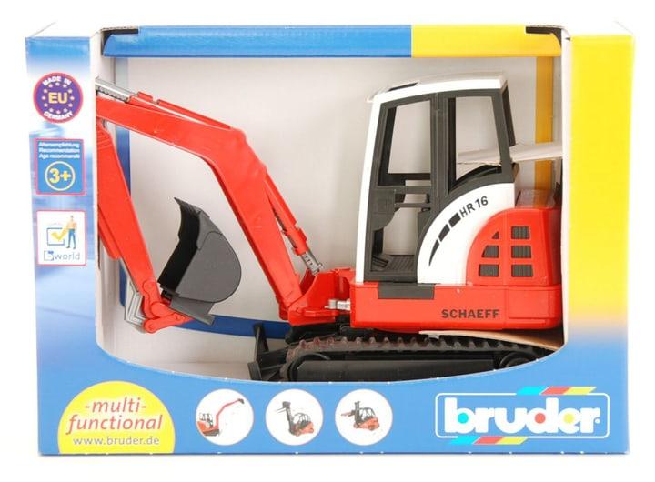 Bruder Mini Escavatore 745736800000 N. figura 1