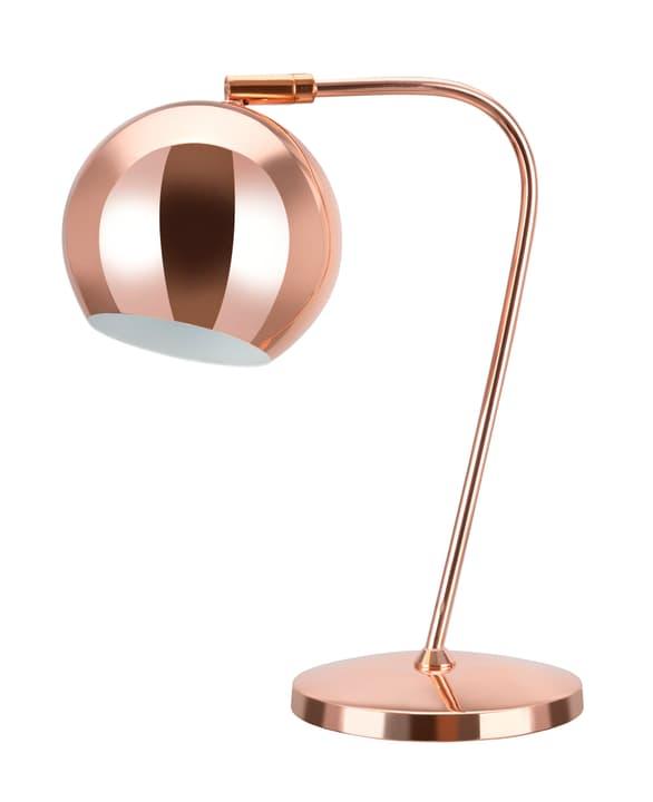 AUGUSTO Lampe de table  coloré cuivre 421225200039 Couleur coloré cuivre Dimensions H: 33.8 cm x D: 15.0 cm Photo no. 1