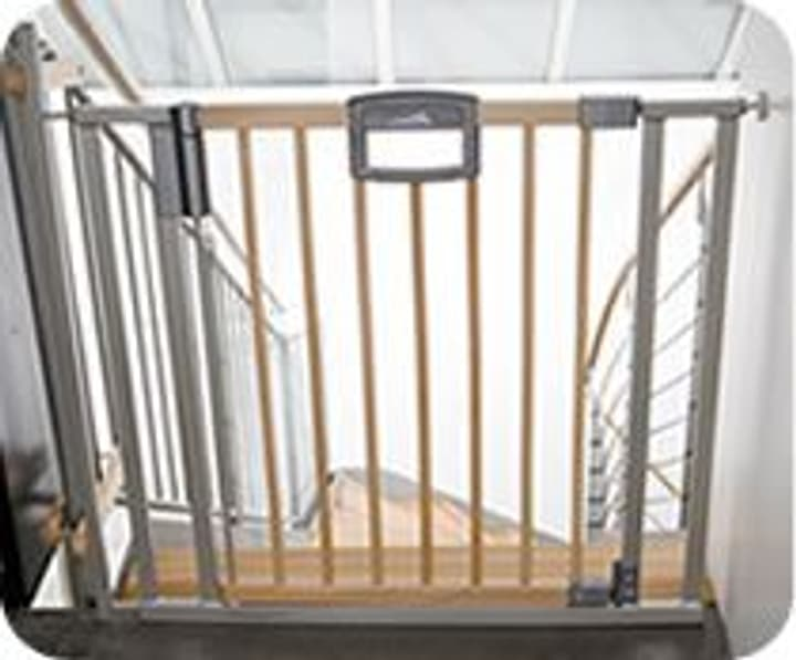 Geuther 06 11ER EASYLOCK Holz Metall Turgitter