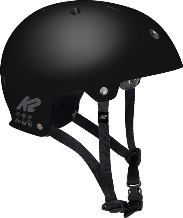 Varsity Helm K2 492449154020 Farbe schwarz Grösse 54-58 Bild-Nr. 1