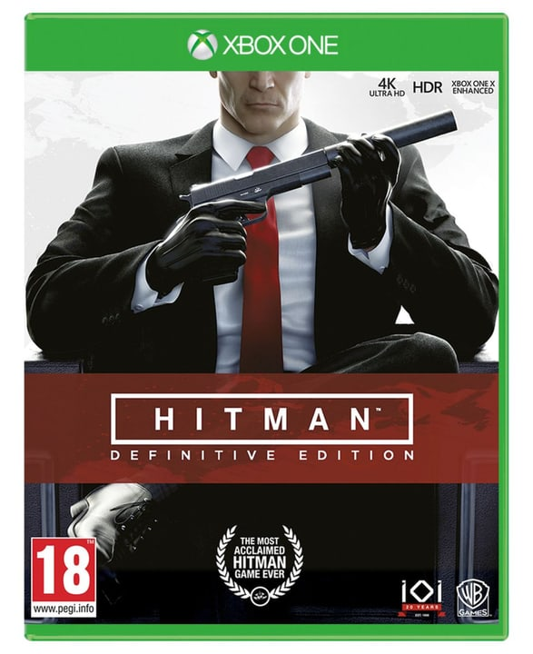Xbox One - Hitman - Definitive Edition (D/F) Physique (Box) 785300134640 Photo no. 1