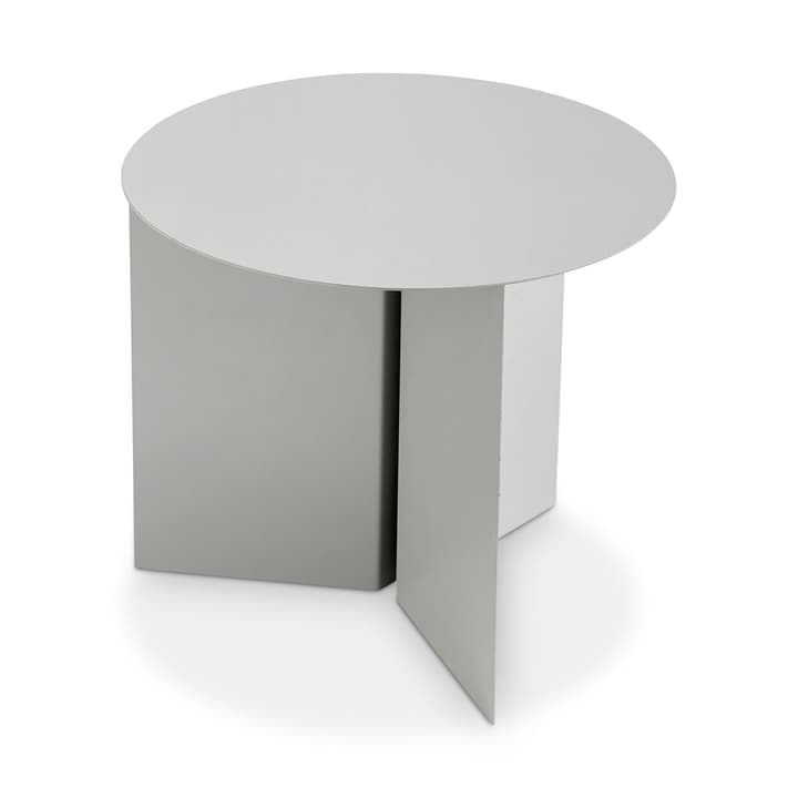 SLIT ROUND SIDE TABLE table d'appoint HAY 362168600000 Photo no. 1