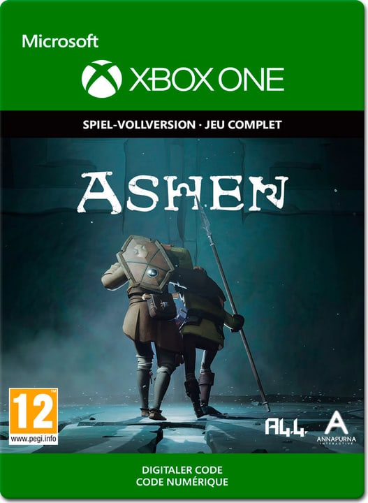 Xbox One - Ashen Download (ESD) 785300141339 N. figura 1