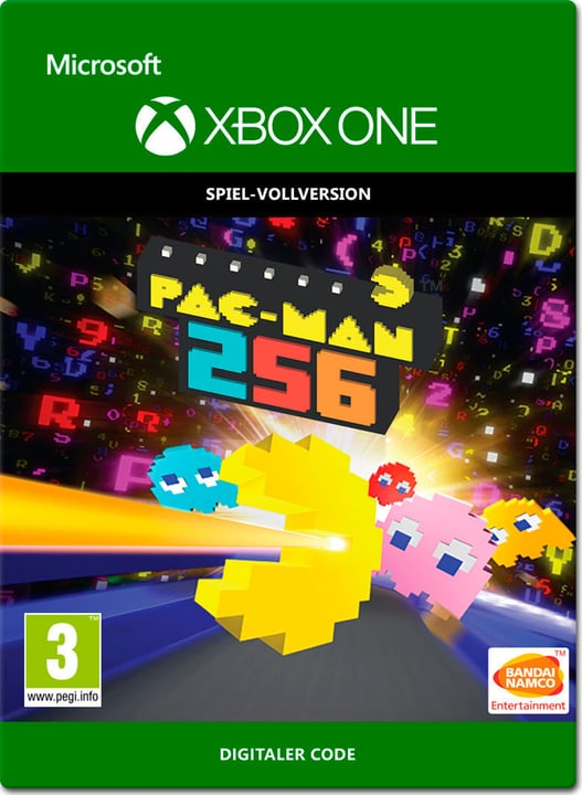 Xbox One - Pac-Man 256 Download (ESD) 785300138643 Bild Nr. 1