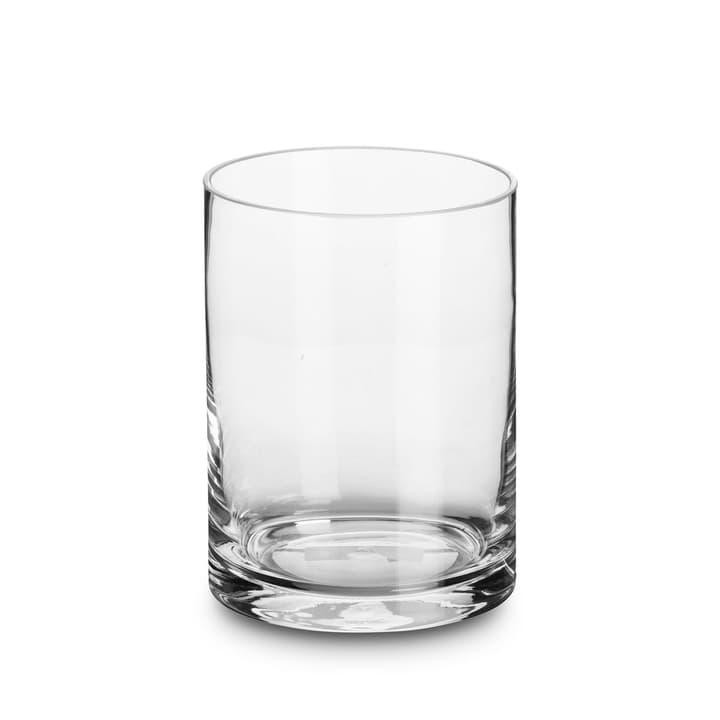 MANOU Vase 396009300000 Grösse B: 15.0 cm x T: 15.0 cm x H: 20.0 cm Farbe Klar Bild Nr. 1