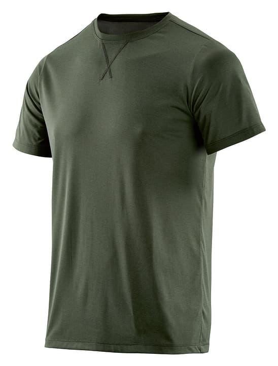 ACTIVEWEAR - MEN'S FITNESS AVATAR SHORT SLEEVE TEE Herren-T-Shirt Skins 470148400583 Farbe Dunkelgrau Grösse L Bild-Nr. 1