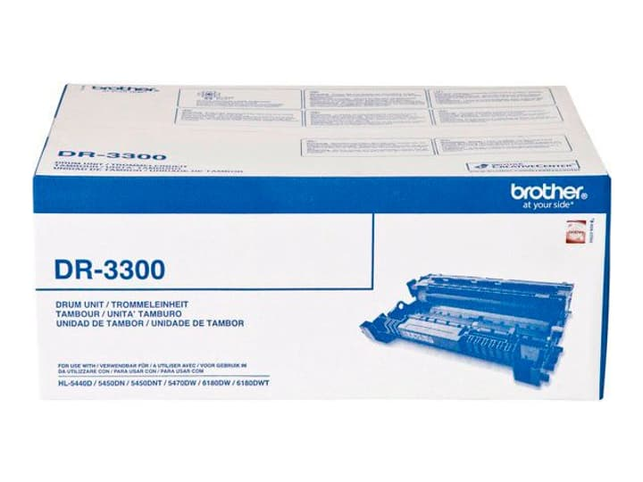 DR-3300 Toner nero Cartuccia toner Brother 798531900000 N. figura 1