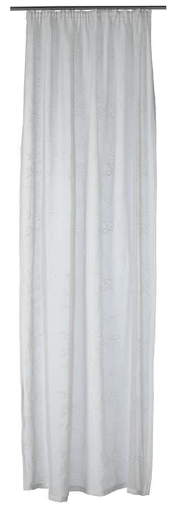 ULRICO Rideau prêt à poser jour 430263820710 Couleur Blanc Dimensions L: 140.0 cm x H: 250.0 cm Photo no. 1