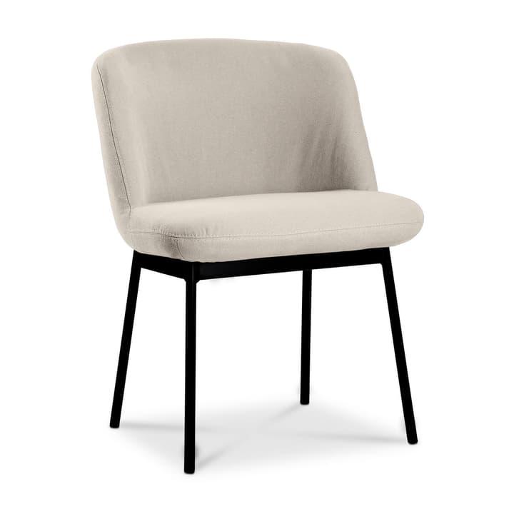 UNICO Chaise 366023377502 Dimensions L: 55.0 cm x P: 58.0 cm x H: 74.0 cm Couleur Beige Photo no. 1