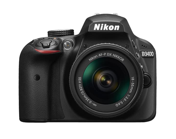 D3400 AF-P 18-55mm Kit fotocamera reflex Nikon 793424900000 N. figura 1