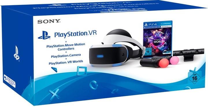 PlayStation Virtual Reality Super Bundle Pack Sony 798189600000 Photo no. 1