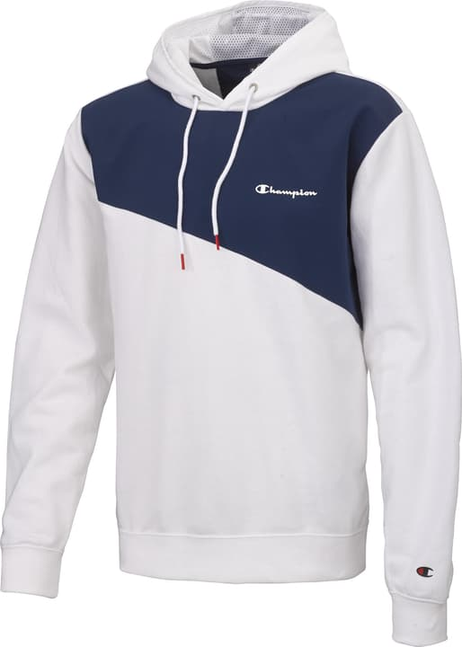 Legacy Men Hooded Sweatshirt Herren-Kapuzenpullover Champion 464247100510 Farbe weiss Grösse L Bild-Nr. 1