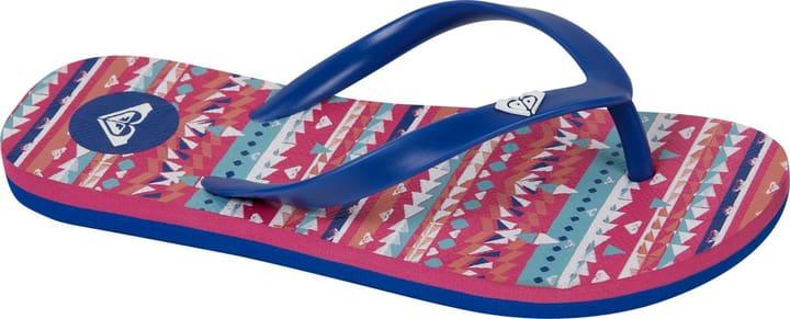 To the Sea Slaps Infradito per bambini Roxy 465615928029 Colore magenta Taglie 28 N. figura 1