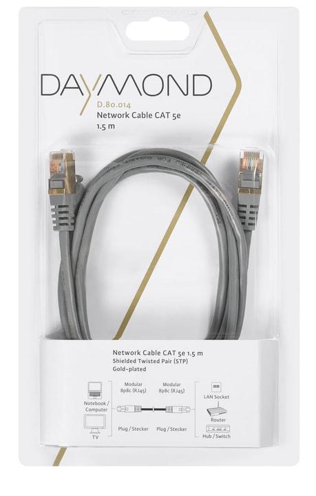 D.80.014 1.5m Netzwerkkabel Daymond 797968000000 Bild Nr. 1