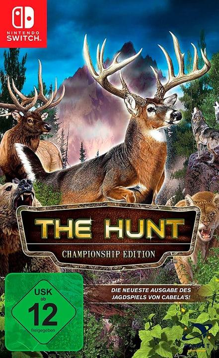 NSW - Cabela`s The Hunt (F/I) Box 785300138622 Bild Nr. 1