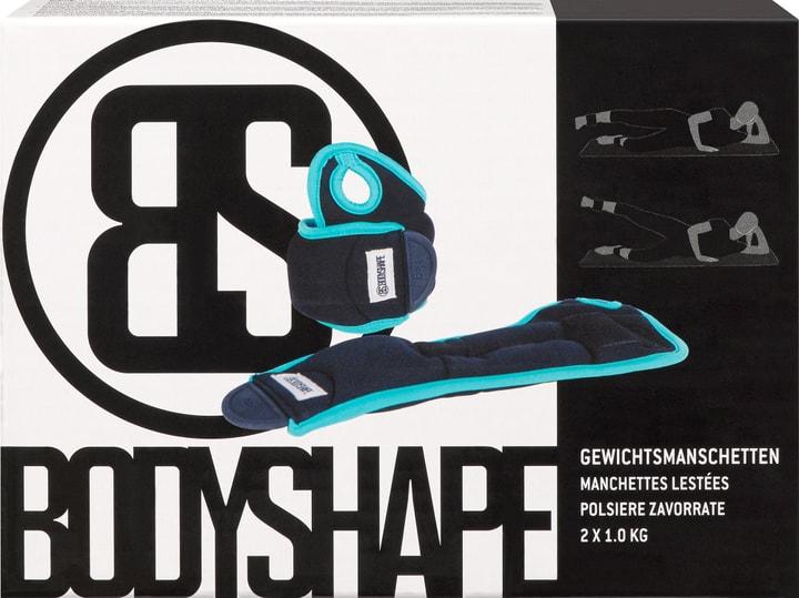 Poids aérobique Manchettes en néoprène Bodyshape 463006601020 Poids 1 Couleur noir Photo no. 1
