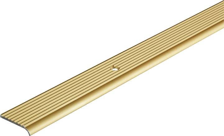 Profilo di chiusura 25 x 6 mm allu ottonato alfer 605053000000 N. figura 1