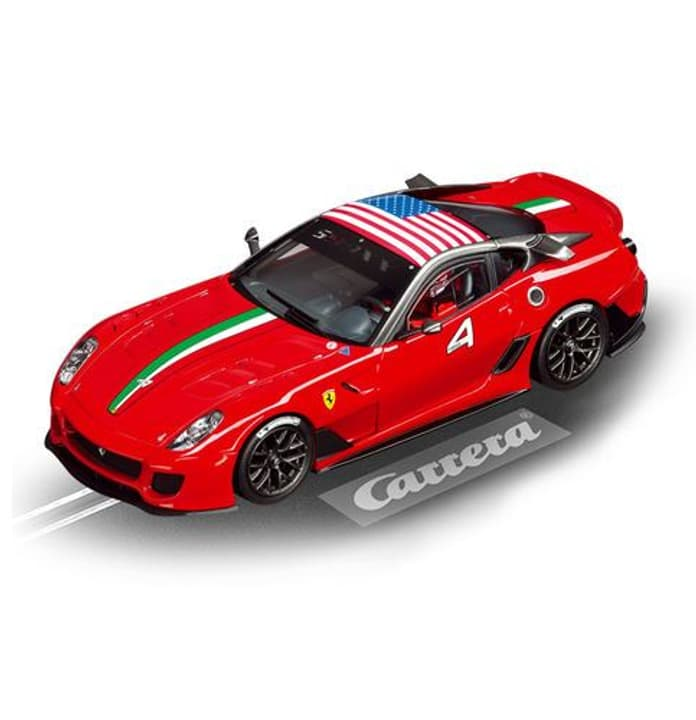 Ferrari 599xx R.Days No. 4 Carrera 76760500000012 Bild Nr. 1