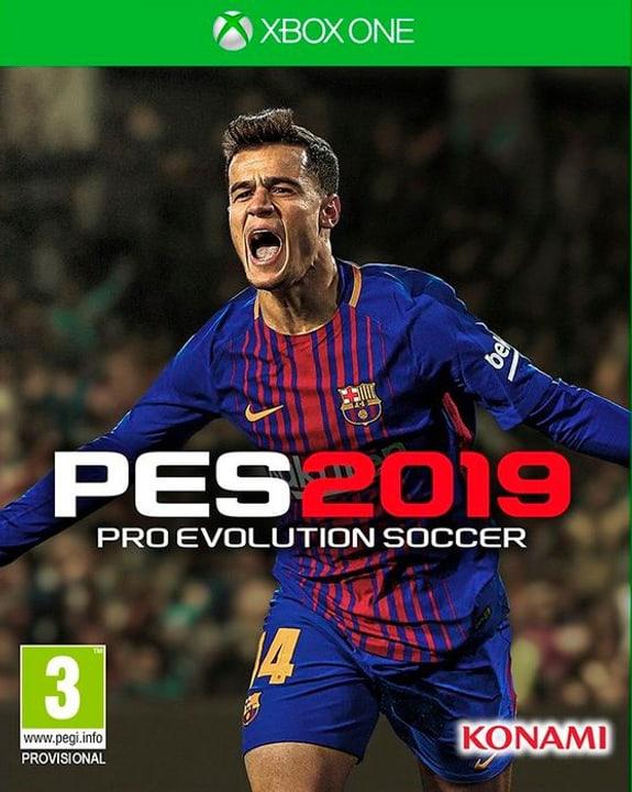 Xbox One - PES 2019 - Pro Evolution Soccer 2019 I Box 785300136801 Bild Nr. 1