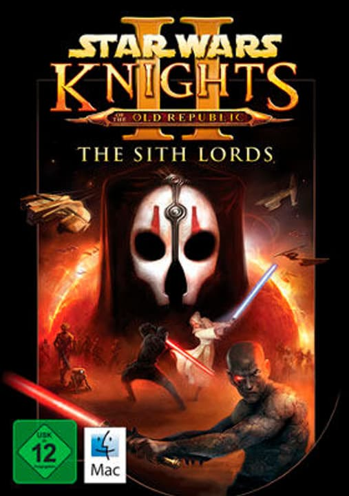 Mac - Star Wars Knights Old Republic II - The Sith Lords Download (ESD) 785300133556 Photo no. 1