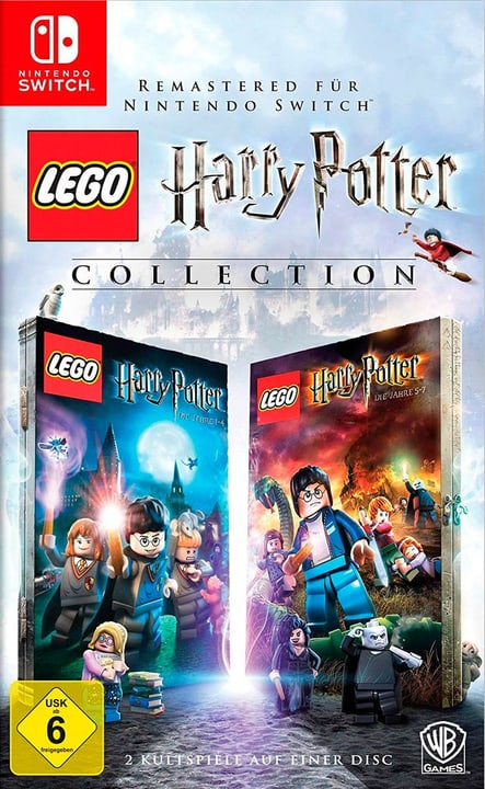 NSW - LEGO Harry Potter Collection (D/F) Box 785300139052 Photo no. 1