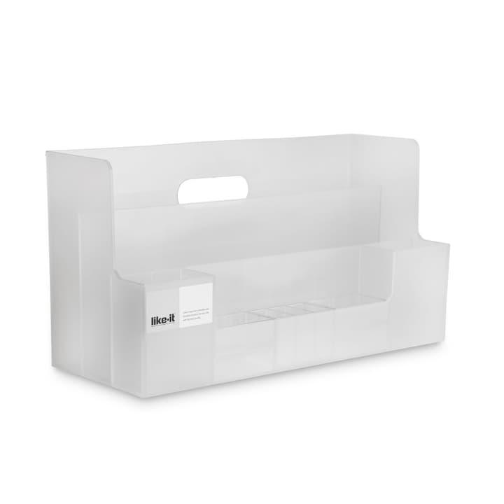 CLOSE Tischorganizer 386136800000 Grösse B: 34.0 cm x T: 13.1 cm x H: 18.2 cm Farbe Weiss Bild Nr. 1