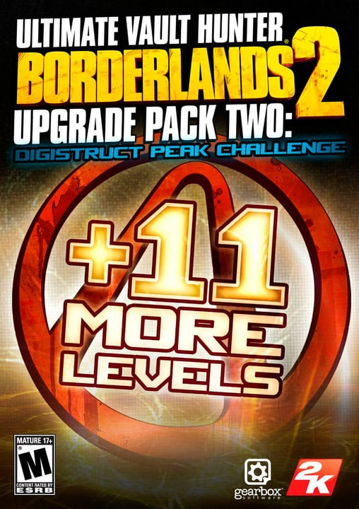 PC - Borderlands 2: Ultimate Vault Hunter Upgrade Pack 2 Digitale (ESD) 785300133288 N. figura 1