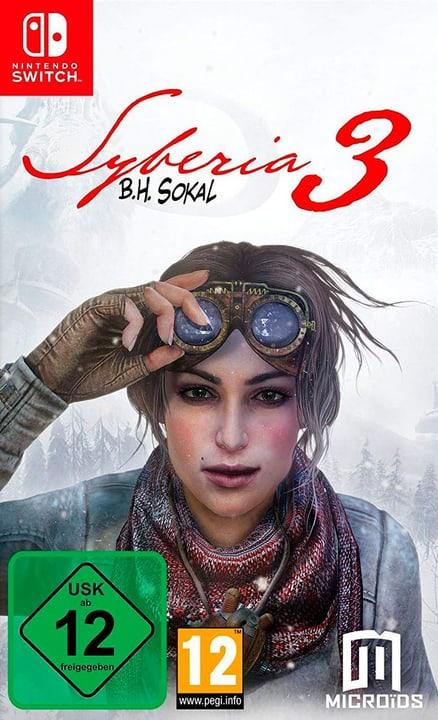 NSW - Syberia 3 (D) Box 785300139033 N. figura 1