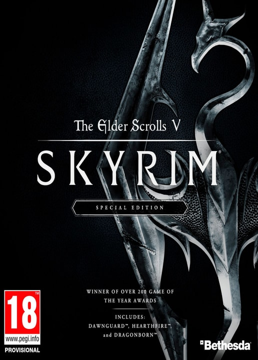 PC - The Elder Scrolls V: Skyrim Special Edition Digitale (ESD) 785300133802 N. figura 1